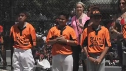 New York City School Baseball Program Improves Children's Lives