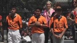 New York City School Baseball Program Improves Children's Lives