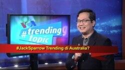 Johnny Depp Beri Kejutan Bagi Para Fans di Australia