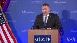 美国威胁要退出与俄罗斯签署的《中程导弹条约》