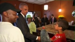Holder Vows Fair, Thorough Probe in Ferguson Shooting Case