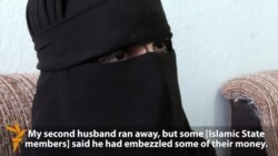 Islamic State Militants' Wives Tell Their Story