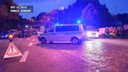 Latest Video from Munich Germany Shooting Scene