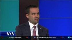 Intervistë me drejtorin e Odës Amerikane të Tregëtisë, Arian Zeka
