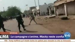 La campagne s'anime, Macky Sall reste confiant