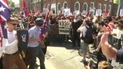 Estado de Emergência: Violência em manifestação de grupo de supremacistas brancos em Virgínia