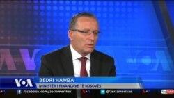 Intervistë me Ministrin e Financave të Kosovës, Bedri Hamza