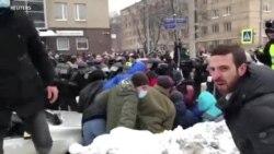 Hiljade uhapšenih na protestima u Rusiji
