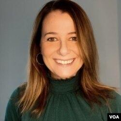 Yolanda López, directora interina de la Voz de América. Foto: Cortesía @ylopezgamez.