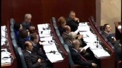Debat për zgjedhjet e parakohëshme në Maqedoni