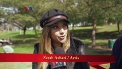 VOA Trending Topic: Sarah Azhari
