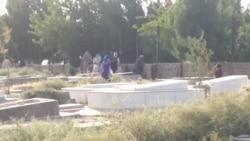 معتادین در زیارت های هرات