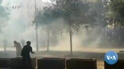 Protestos em Beirute: Manifestantes descarregam raiva sobre elite política