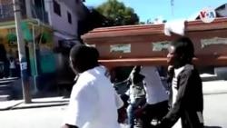 Ayiti: Lapolis Dispèse Manifestasyon Opozisyon an nan Gonayiv