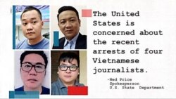 #FreeThePress: Vietnamese Journalists