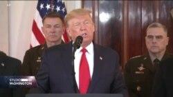 Trump: Želimo mir sa svima koji to žele