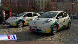Dịch vụ cho thuê xe hơi điện
