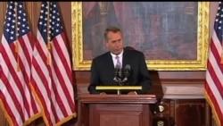 2012-11-08 美國之音視頻新聞: 美國國會權力平衡狀態維持不變