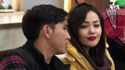 شهر کابل میزبان جوانانی که از جنگ و نفرت خسته اند