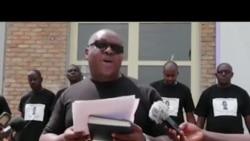 Les journalistes burundais rendent hommage à leur collègue disparu depuis plus d'un mois