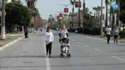 Mersin 'Engelleri Aşmak' İçin Koştu