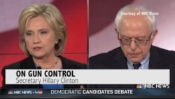 Democratic Presidential Debate: Where Candidates Stand on Gun Control