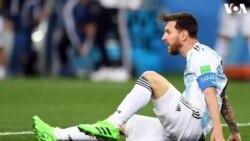 Ronaldo Vs Messi, Russia 2018