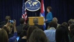 """EE.UU.: Diálogos """"altamente productivos"""""""