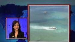 世界媒体看中国:鹬蚌与走火