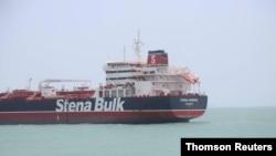 Tàu Stena Impero.