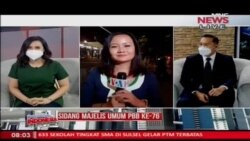 Laporan Langsung VOA untuk MNC News: Seruan Multilateralisme Indonesia di tengah Ketegangan AS-China