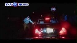 Thêm video người da đen bị cảnh sát bắn chết (VOA60)