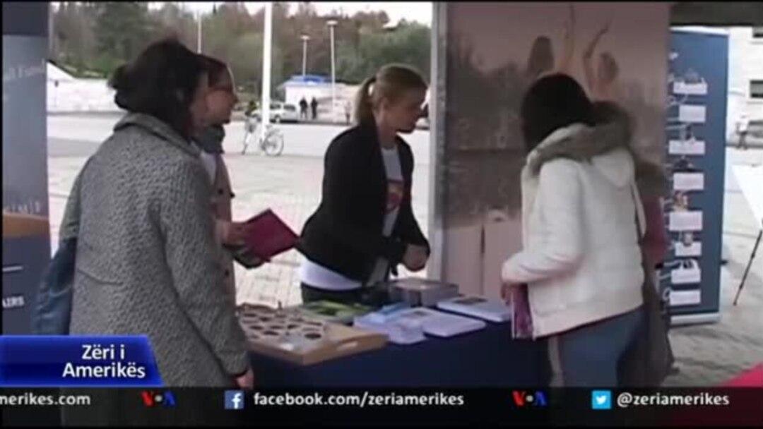 Tiranë: Gratë protestojnë për të drejtat e tyre