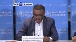 VOA60 AFIRKA: Hukumar Lafiya Ta duniya Ta WHO Ta Ce An Samu Barkewar Cutar Ebola A Jamhuriyar Demokradiyar Congo