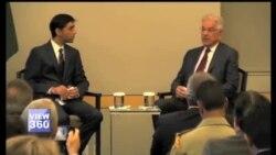 پاکستان امریکہ تعلقات بہت اہم اور پیچیدہ ہیں: معید یوسف