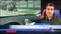 معترضان در بازارچه غرب ایران همچنان در اعتصاب است