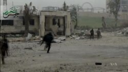 Syria Fighting Escalates Before Wednesday Peace Talks