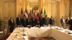 جان کری: تمرکز نشست کمپ دیوید بر تروریسم و نقش ایران در تنشهای منطقهای است