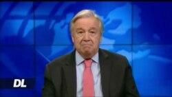 Guterres aipongeza Marekani kurejea katika makubaliano ya Paris