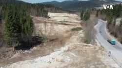 Bjelašnica: Bespravna sječa šume za novi kompleks
