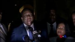 候任津巴布韋總統保證將做人民公僕 (粵語)