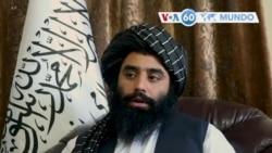 Manchetes mundo 28 Setembro: Afeganistão - Taliban diz que criminosos serão punidos de acordo com a lei Sharia