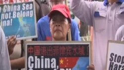 亞太峰會前馬尼拉爆發反美中日抗議