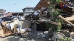 Động đất ở Nhật, 9 người thiệt mạng