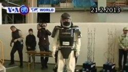 Nhật chế robot giúp tháo bỏ nhà máy Fukushima (VOA60)