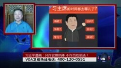 时事大家谈:习近平漫画:只许官媒热捧,不许百姓恶搞?