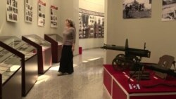Chechnya Museums Mum on Republic's Independence Wars