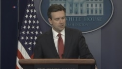 Earnest Explains Change in US Policy for Cuban Asylum Seekers