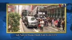 Truyền hình vệ tinh VOA Asia 7/10/2014