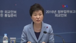 Tổng Thống Hàn Quốc kêu gọi tiếp tục Đàm phán hạt nhân